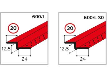 600L / 600L 30